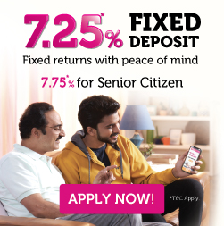 Fixed Deposit - Jana Bank